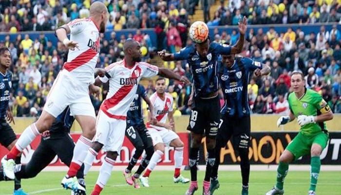 Independiente del Valle dio la sorpresa al eliminar a River Plate