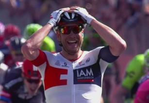 Giro de Italia 2016: victoria sorpresa del alemán Roger Kluge