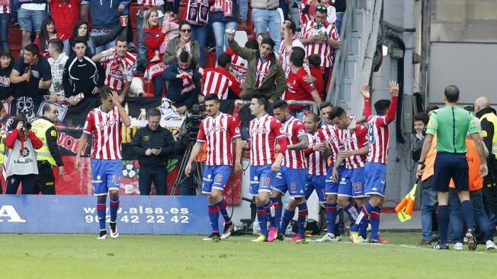 El Sporting permanece en Primera una temporada más
