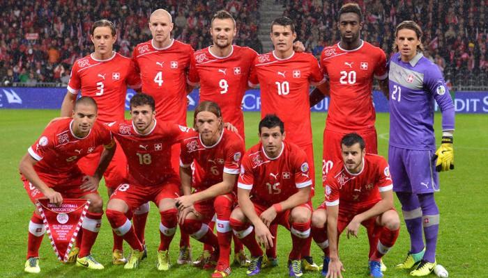 Suiza llega con bastantes esperanzas a la Eurocopa 2016