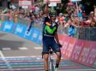 Giro de Italia 2016: gran victoria de Valverde en Andalo