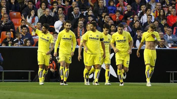 El Villarreal se asegura la cuarta posición y jugar Liga de Campeones