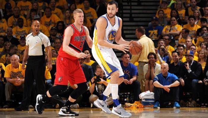 Los Warriors han eliminado a los Blazers en cinco partidos