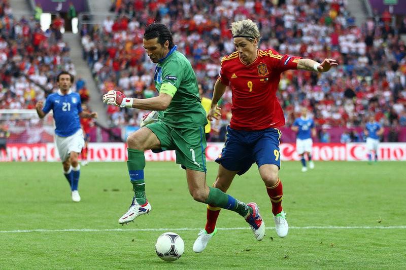 Los mejores momentos en la historia de la Eurocopa