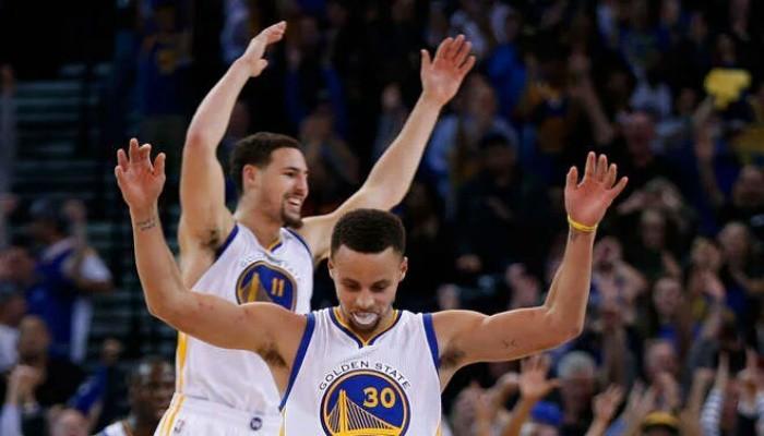 Los Warriors vuelven a la final de la NBA