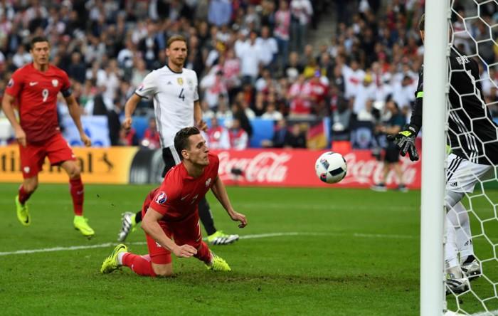 Alemania Polonia Eurocopa