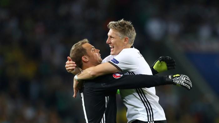 Germany v Ukraine - Group C - UEFA Euro 2016