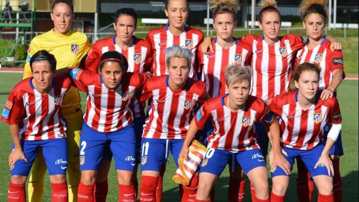 El Atlético Féminas ganó la Copa de la Reina 2016