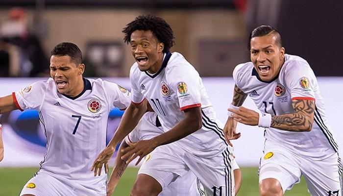 Colombia supera los cuartos de final gracias a los penaltis