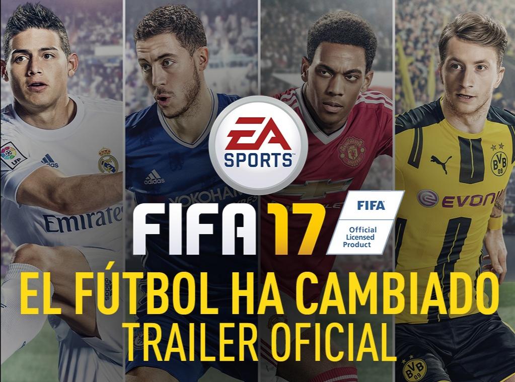 Novedades sobre FIFA 17, NBA 2K17, F1 2016 y WRC6, videojuegos deportivos que se lanzan los próximos meses