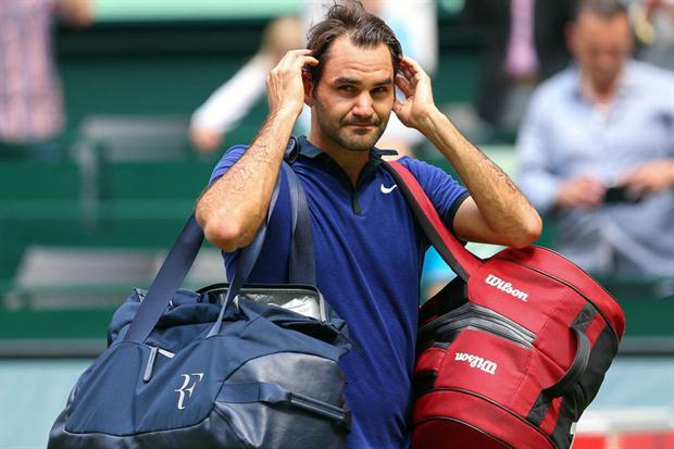 Federer cae ante Zverev en Halle