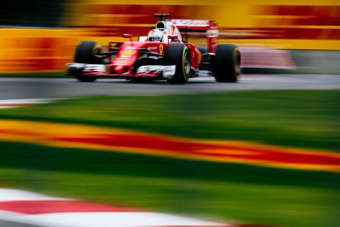 Ferrari en Canada
