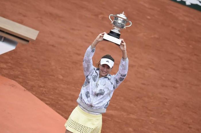Garbiñe Muguruza gana Roland Garros