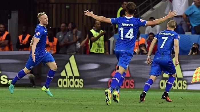 Islandia Inglaterra Eurocopa