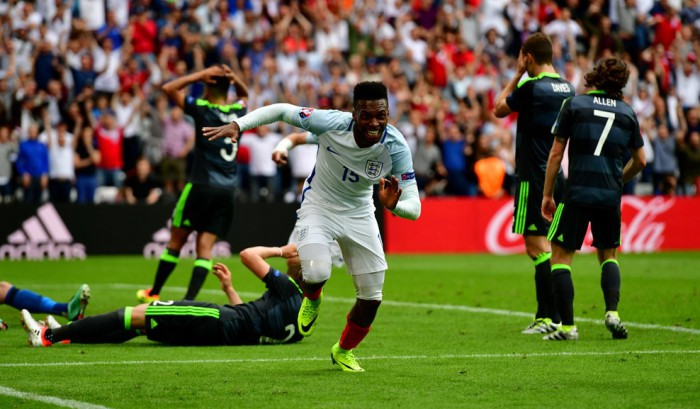 Inglaterra Gales Eurocopa