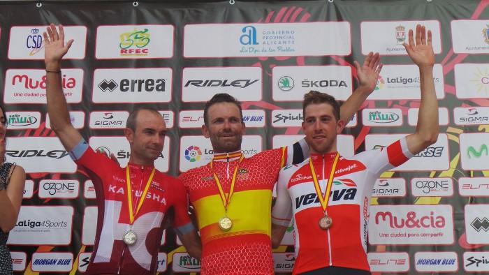 JJ Rojas ganó por segunda vez los nacionales de ruta