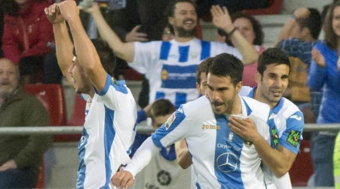 El Leganés es equipo de Primera División por primera vez en su historia
