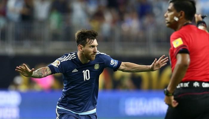 Messi ya es el máximo goleador de la historia de la selección argentina