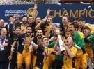Los brasileños de Magnus Futsal ganan la Copa Intercontinental de fútbol sala 2016