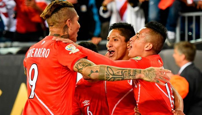 Perú dio la gran sorpresa de la Copa América al eliminar a Brasil