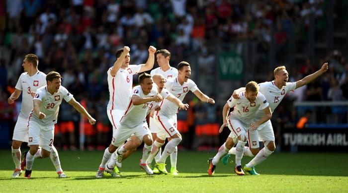Polonia Suiza Eurocopa