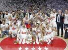 Playoffs Liga Endesa ACB 2016: el Real Madrid se proclama campeón