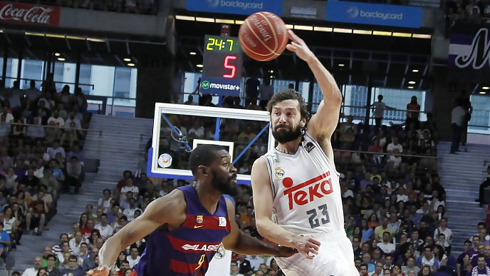 Real Madrid - Sergio Llull