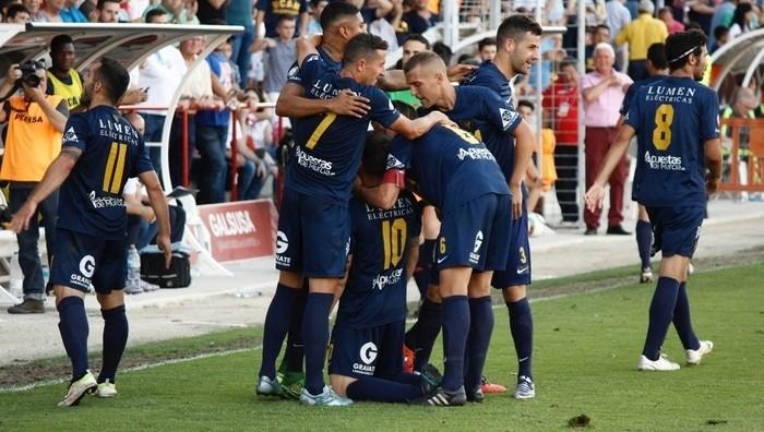 El UCAM Murcia ha sido el campeón de Segunda División B