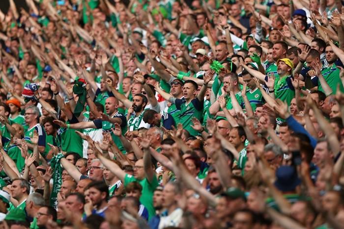 Ucrania Irlanda Eurocopa2016