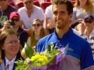 ATP 2016 Bastad 2016: Albert Ramos gana primer título profesional; ATP Hamburgo 2016: Klizan campeón