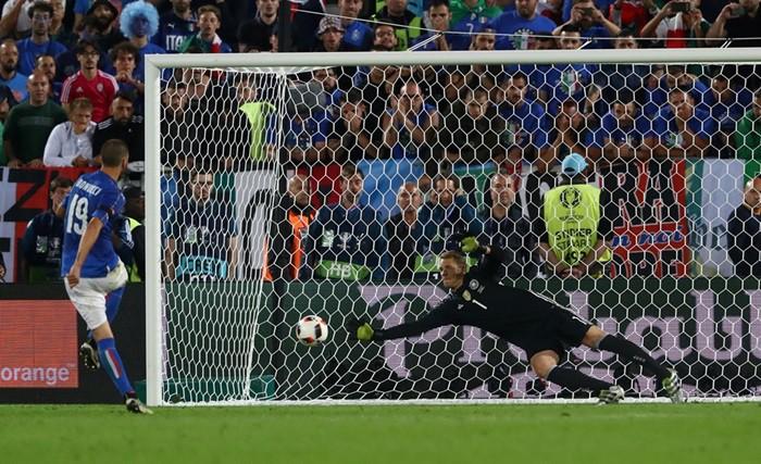 Alemania Italia Eurocopa