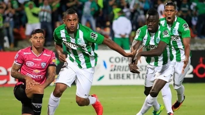 Un gol de Miguel Borja dio la Libertadores a Atlético Nacional