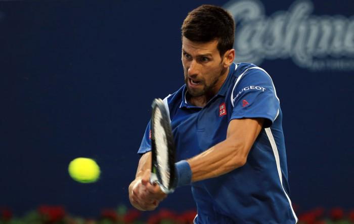 Djokovic finalista en Toronto