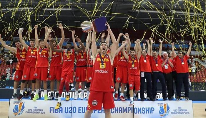 El U20 ganó el Europeo de 2016