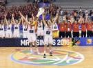 La U20 femenina gana el Campeonato de Europa de baloncesto de 2016