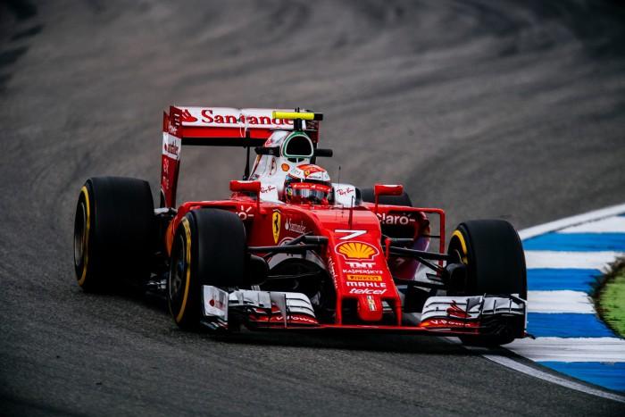 Ferrari en Alemania
