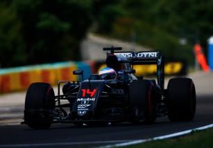 GP de Hungría 2016 de Fórmula 1: pole para Rosberg, Sainz 6º y Alonso 7º