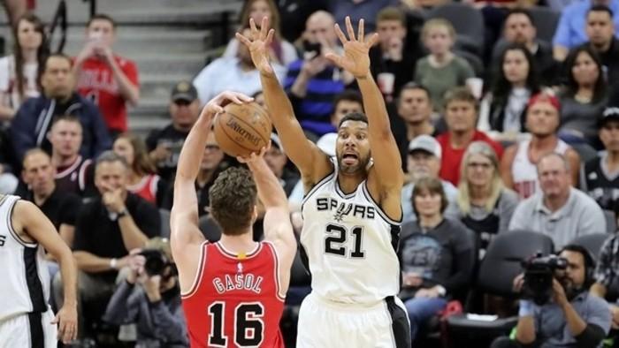 Gasol se postula como el sustituto de Duncan en los Spurs