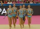 Españoles en Río 2016: los participantes en gimnasia artística y rítmica