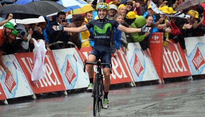 Izagirre logró la única victoria española en el Tour 2016