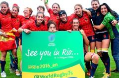 Españoles en Río 2016: los seleccionados para el rugby 7