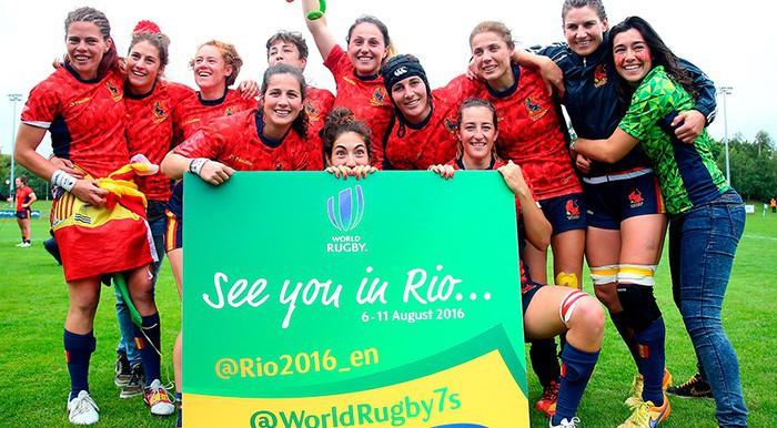 Las Leonas del Rugby 7 estarán en Rio de Janeiro 2016