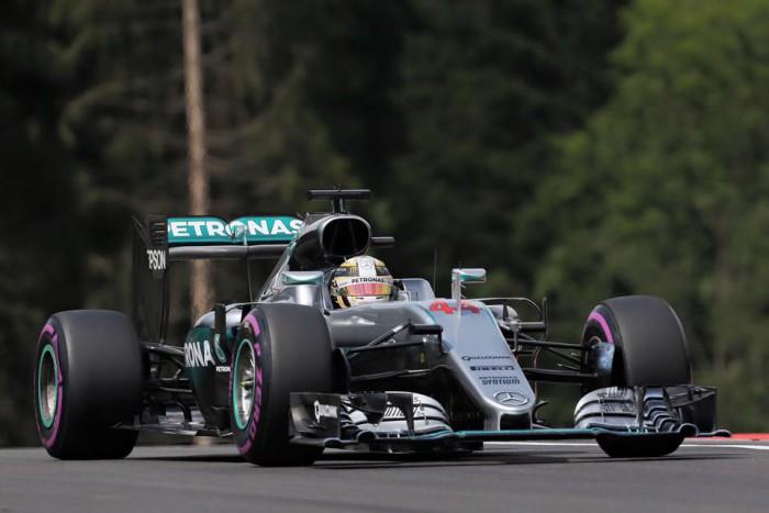 Lewis Hamilton gana el GP de Austria
