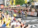 Tour de Francia 2016: Kittel gana en Limoges en otro final de photo-finish