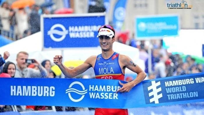 Mario Mola regresa para sumar en Hamburgo su cuarta victoria de 2016
