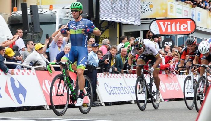 Matthews ganó la décima etapa del Tour 2016