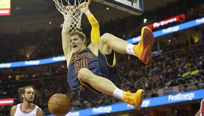 Mozgov jugará en los Lakers