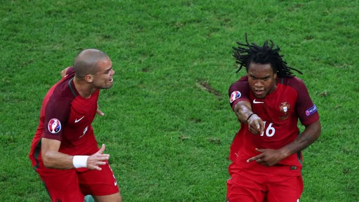 Polonia-Portugal-Eurocopa