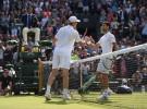 Wimbledon 2016: así están los octavos de final en los cuadros masculino y femenino