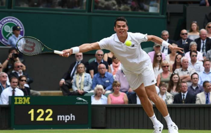 Raonic a la final de Wimbledon
